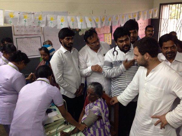 Rahul in Villivakkam